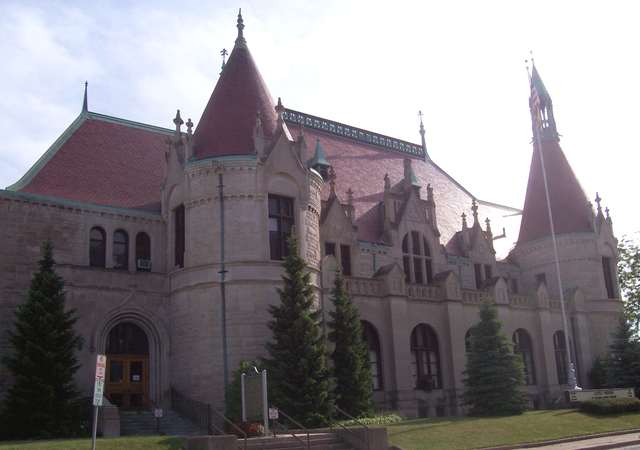 15) Castle Museum of Saginaw County History