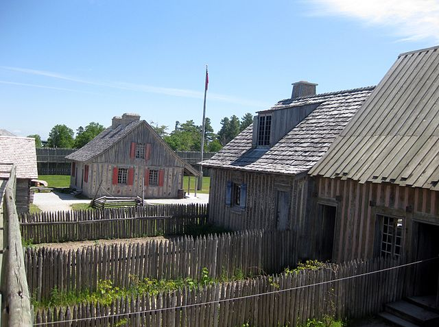 6) Colonial Michilimackinac Park
