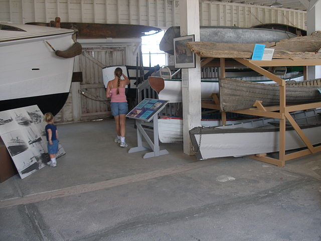 14) Cannery Boathouse Museum, Glen Haven