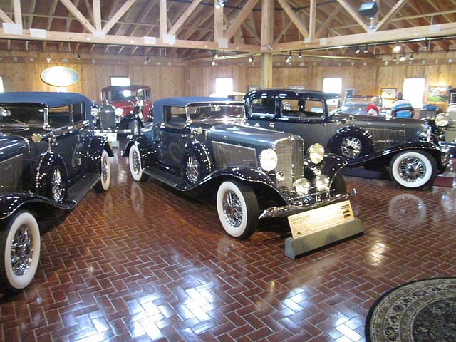 13) Gilmore Car Museum, Hickory Corners