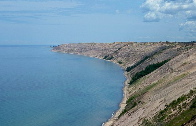 1)  Rugged trail tour on the shores of Lake Superior...