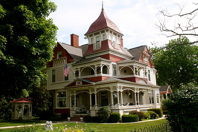 9) Henry Richardi House, Bellaire