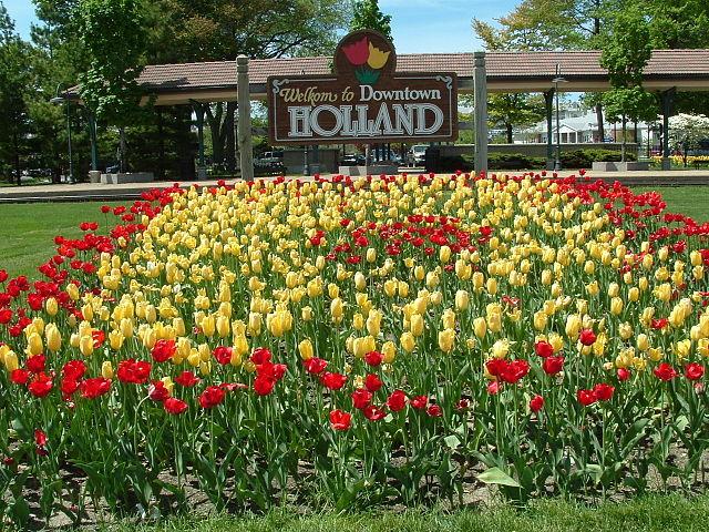 12) Tulip Festival, Holland