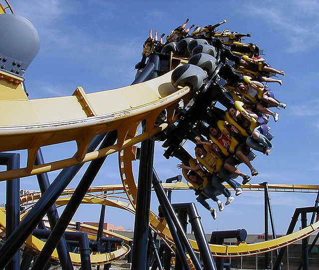 13) For all the adrenaline junkies, check out Six Flags Over Texas in Arlington for some of the best amusement park rides in the country! And, you can cool off afterwards at Hurricane Harbor.