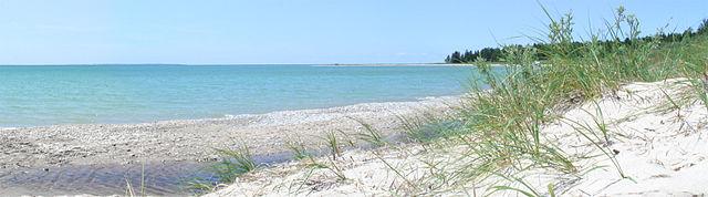 13) Beaver Island