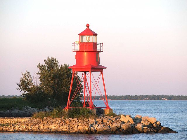 2) Find the lighthouses of Lake Huron, including Tawas Point, Sturgeon Point, Alpena Light, Middle Island Light Station and New Presque Isle Lighthouse Park and Museum...