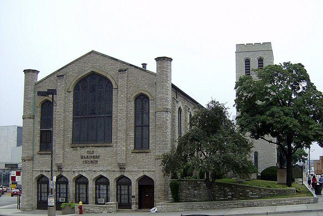 9) Old Mariner Church, Detroit
