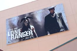 14.) The Lone Ranger (2013)