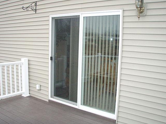 9) Doorwall