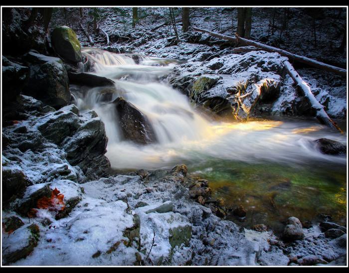 2. Rocky Dale Falls, Bristol, VT.