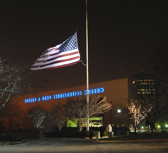 10) Gerald R. Ford Presidential Museum, Grand Rapids