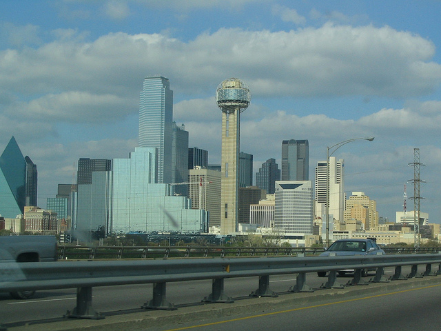 5) Take on the vast prairies and lakes region of Texas and do things like..