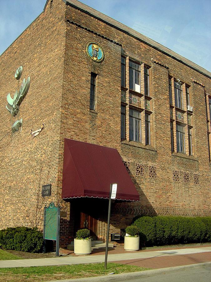 8) The Scarab Club, Detroit