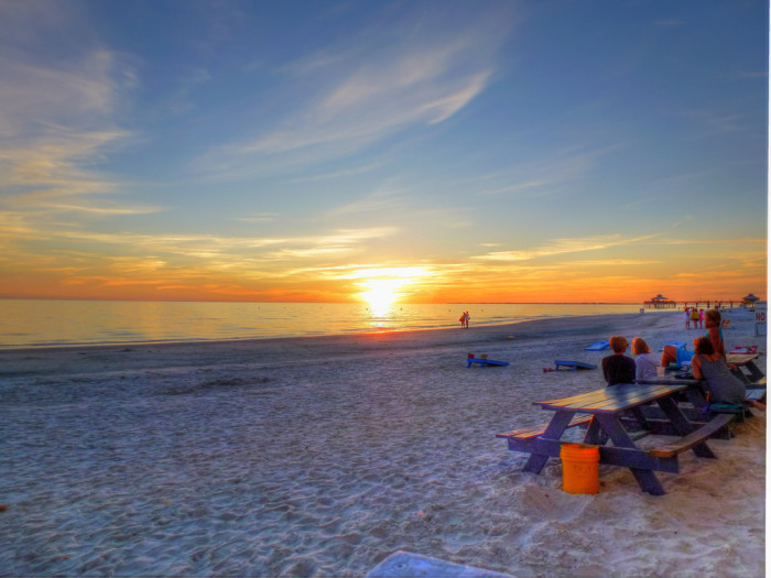 10. Fort Myers Beach