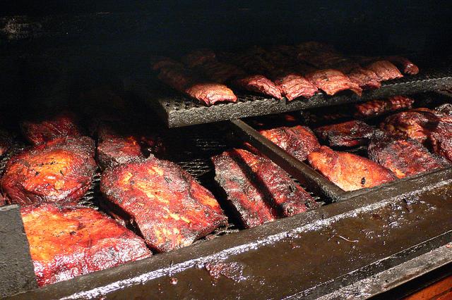 2) Barbecue