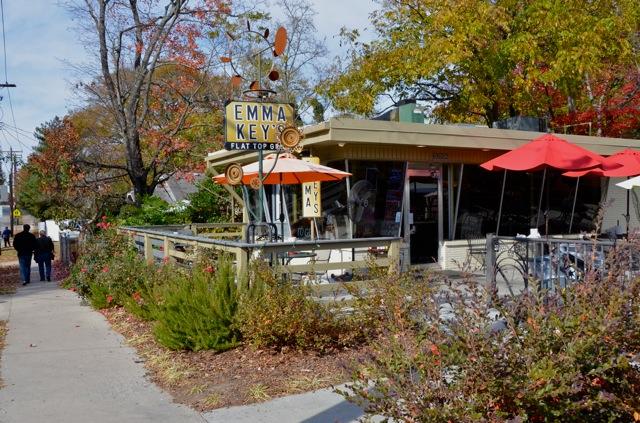 5. Emma Key's Flat Top Grill, Greensboro