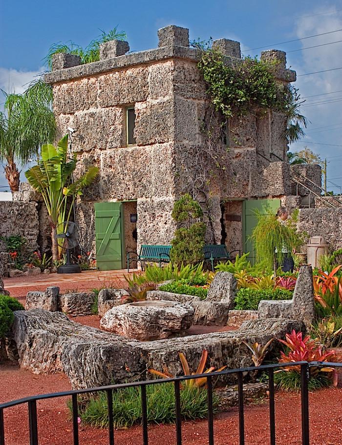 Coral Castle in Homestead, FL