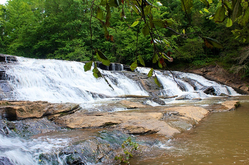 10. Shacktown Falls