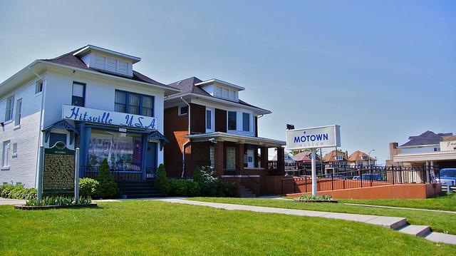 6) Motown Museum, Detroit