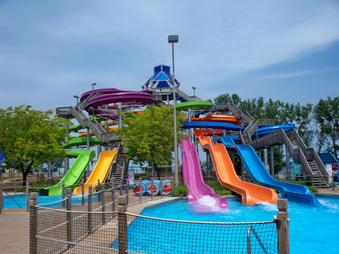 Here Are 9 Awesome Water Parks In Ohio To Help You Stay Cool This Summer