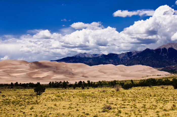 1.) Great Sand Dunes National Park