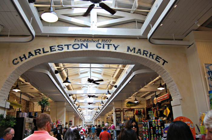13. Have visited the Charleston City Market. I have been there countless times and am amazed every single time.