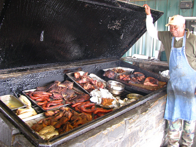 """11) """"I've had better BBQ in [insert state here]."""""""