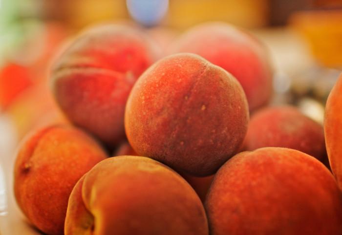 Georgia Grown Peaches