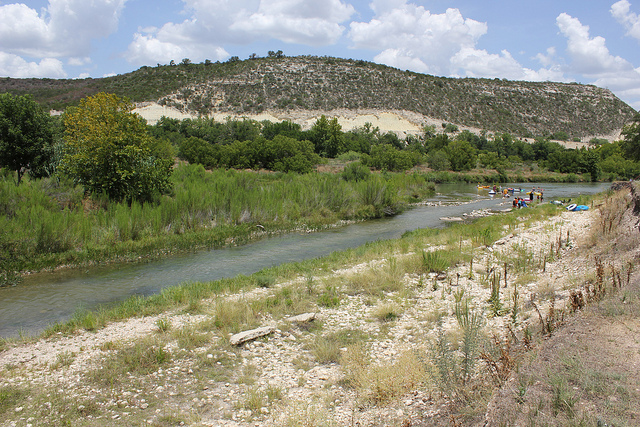 12) South Llano River State Park - Junction