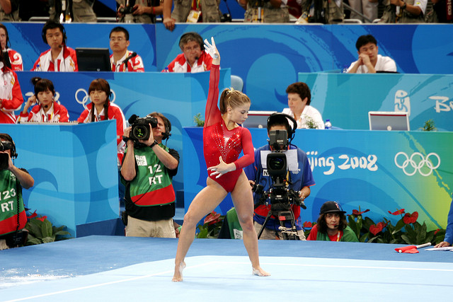 7. Shawn Johnson: Olympic gymnast and gold medalist Shawn Johnson was born and raised in Des Moines. It must be something in the water, because Iowa has produced nearly twenty Olympic athletes.