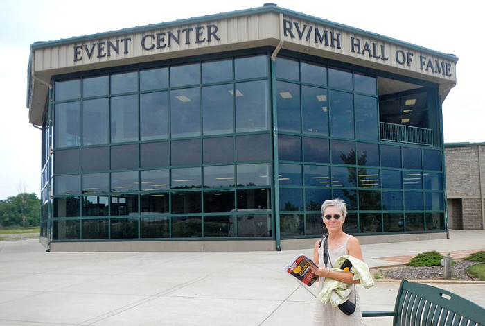 8.) RV Museum and Hall of Fame in Elkhart