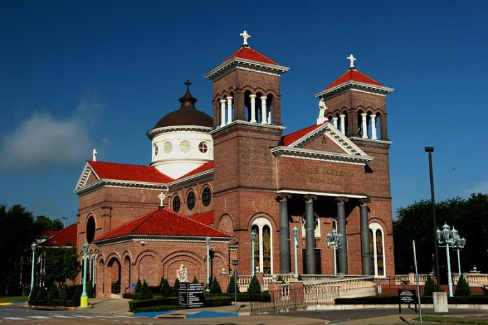 10) St. Anthony Cathedral Basilica - Beaumont