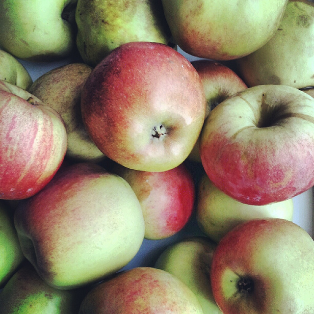 2. Apples