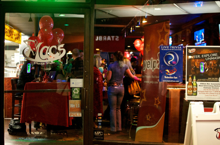 5) MAC's Pizza Pub (Cincinnati)