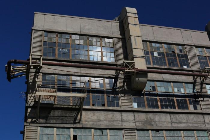 6.) Gates Rubber Company in Denver, Colorado