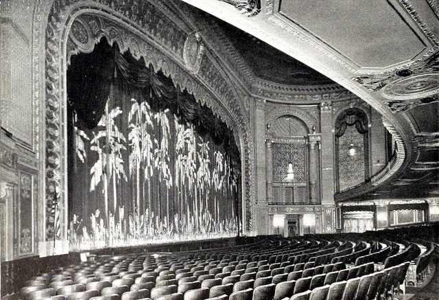 9. Stanley Theater in Pittsburgh, 1928