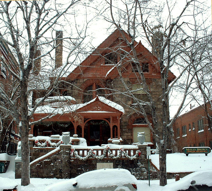 2.) Molly Brown House (Denver)
