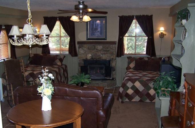 9.) Crazyhorse Ranch & Lodge