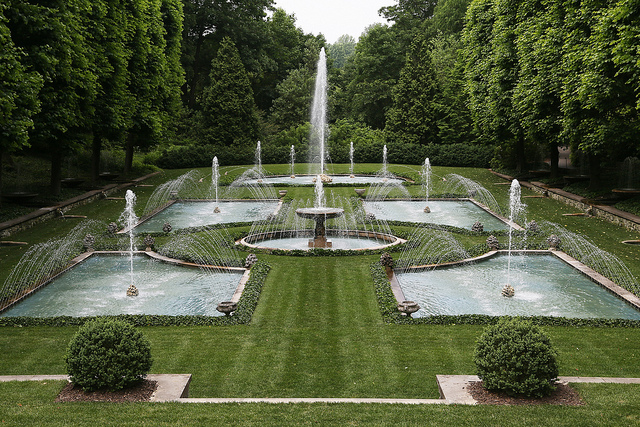 9. Longwood Gardens, Kennett Square
