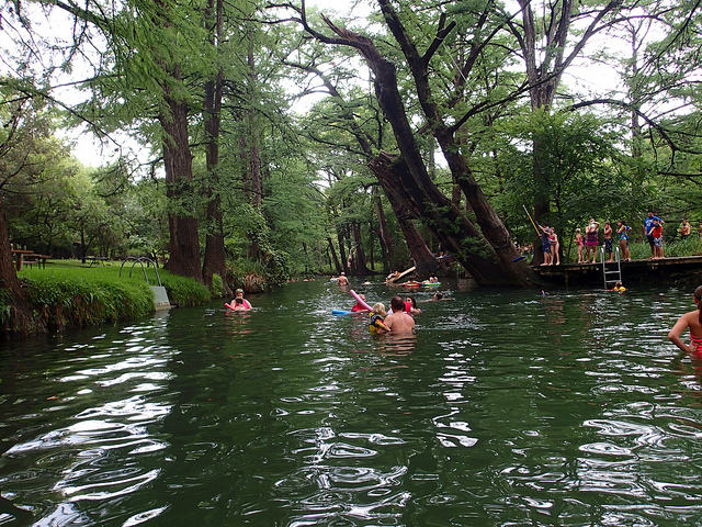 6) Blue Hole (Wimberley)