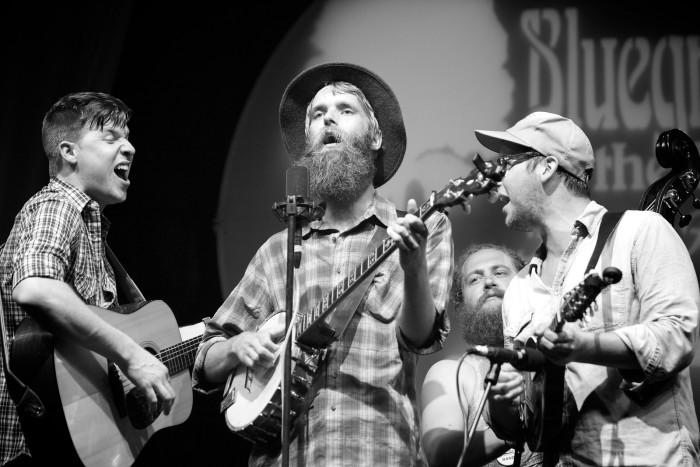 10. Bluegrass & Country Music Hoedown