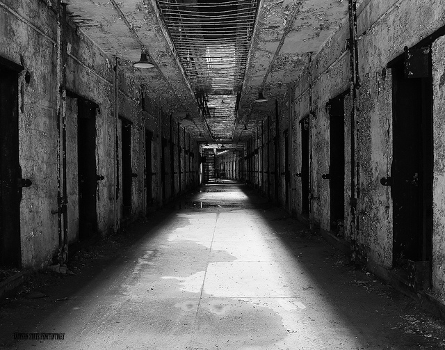 2. Eastern State Penitentiary, Philadelphia