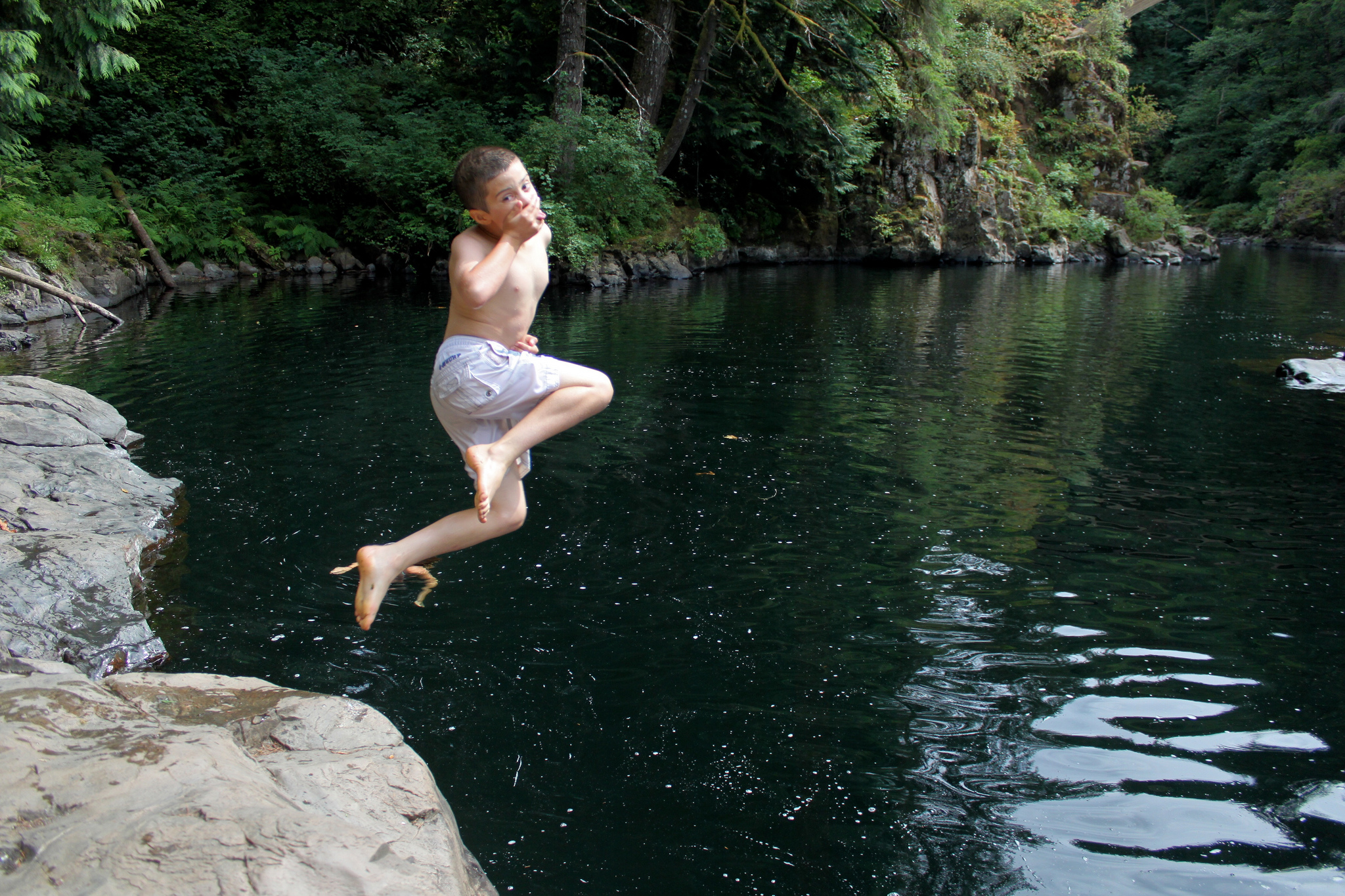 15 Awesome Swimming Holes In Sc That Are Epic