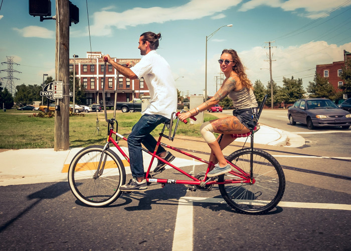 11) The hipsters who bike to work, appreciate and/or create street art and give us drip coffee. (You can usually find them at places like The Short North.)