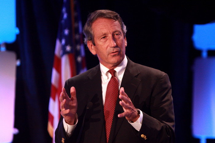 3. And, when he (Mark Sanford) was elected back in office as South Carolina's U.S. Representative in the 1st Congressional District.