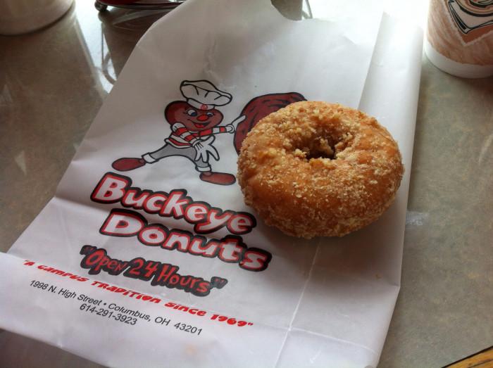 2) Buckeye Donuts  (Columbus)