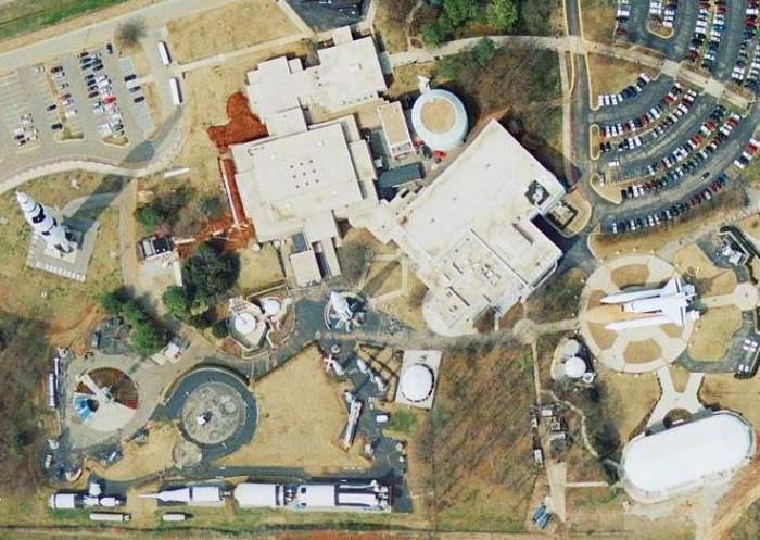 3) U.S. Space & Rocket Center - Huntsville, Alabama