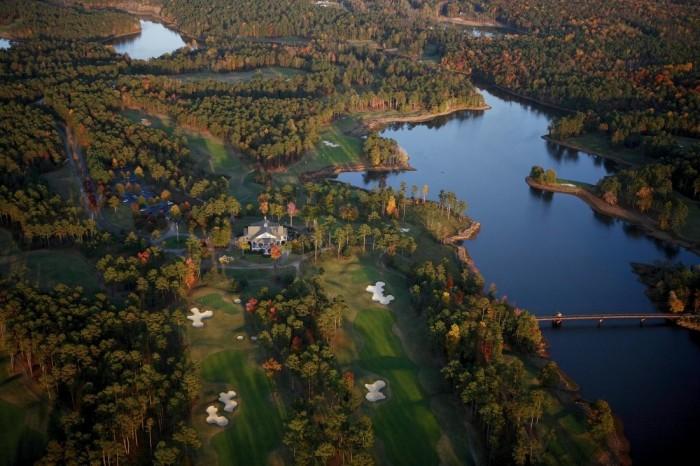 7) Robert Trent Jones Grand National Golf Trail - Opelika, Alabama