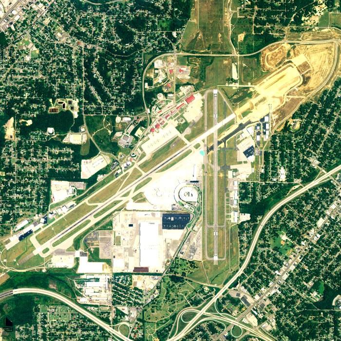 1) Birmingham Shuttlesworth International Airport