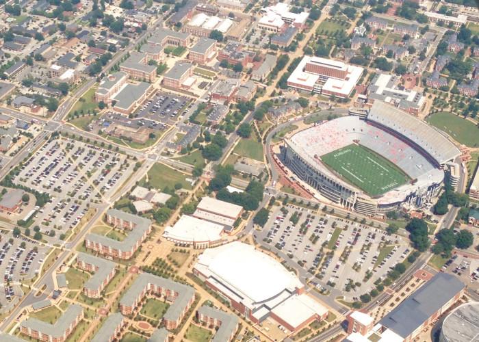 8) Auburn University - Auburn, Alabama